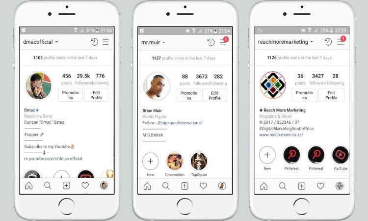 Social Media instagram-hashtag