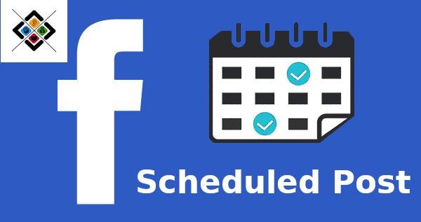 Facebook Scheduled Posts