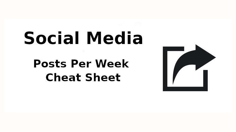 Social Media Per Week