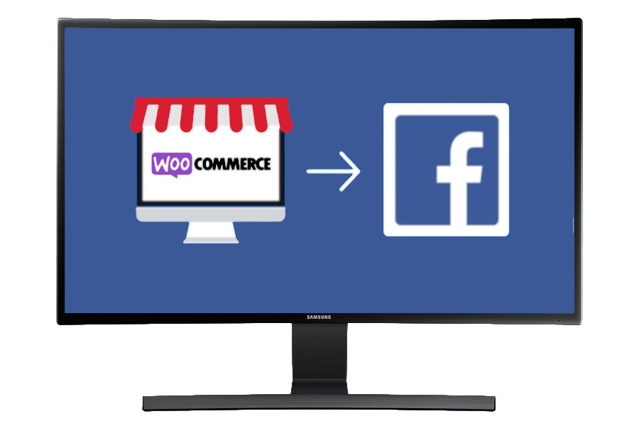 woocommerce and facebook